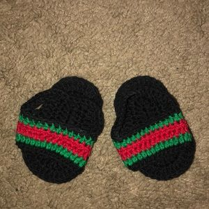 Other - Gucci inspired crochet sandals